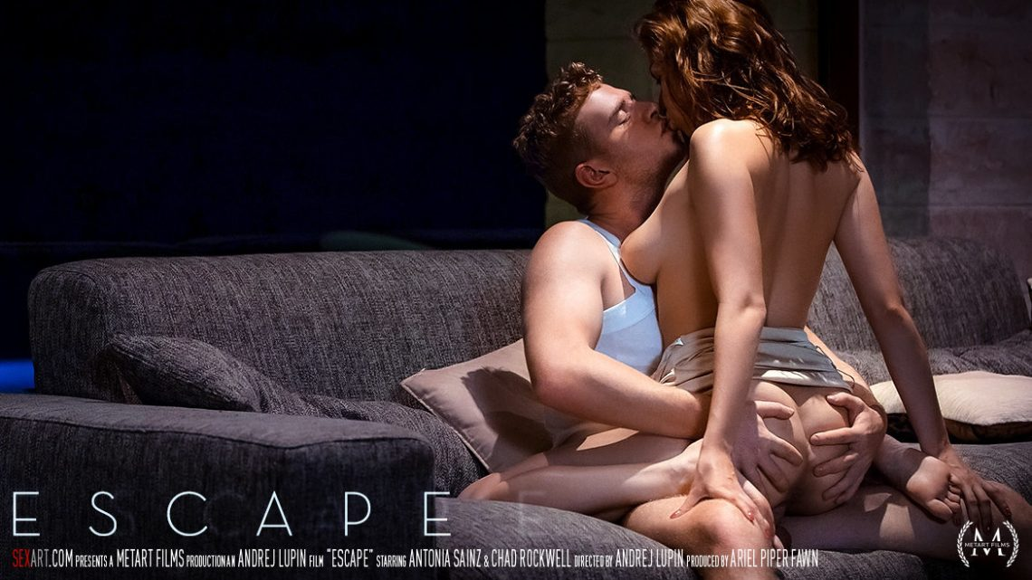 escape porn video - Antonia Sainz & Chad Rockwell