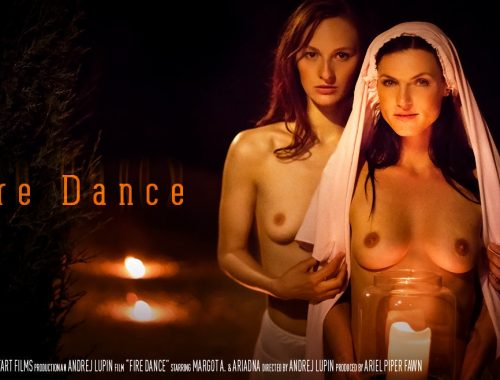fire dance porn