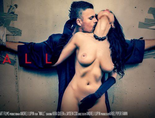 porn video wall