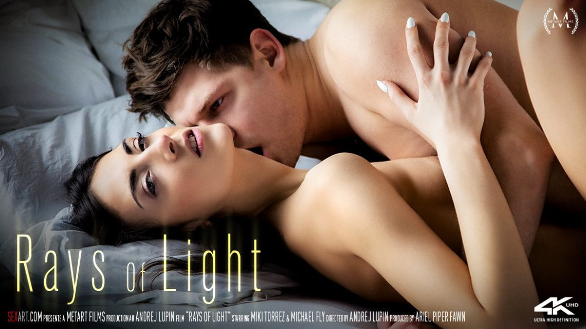Rays Of Light - Miki Torrez & Michael Fly