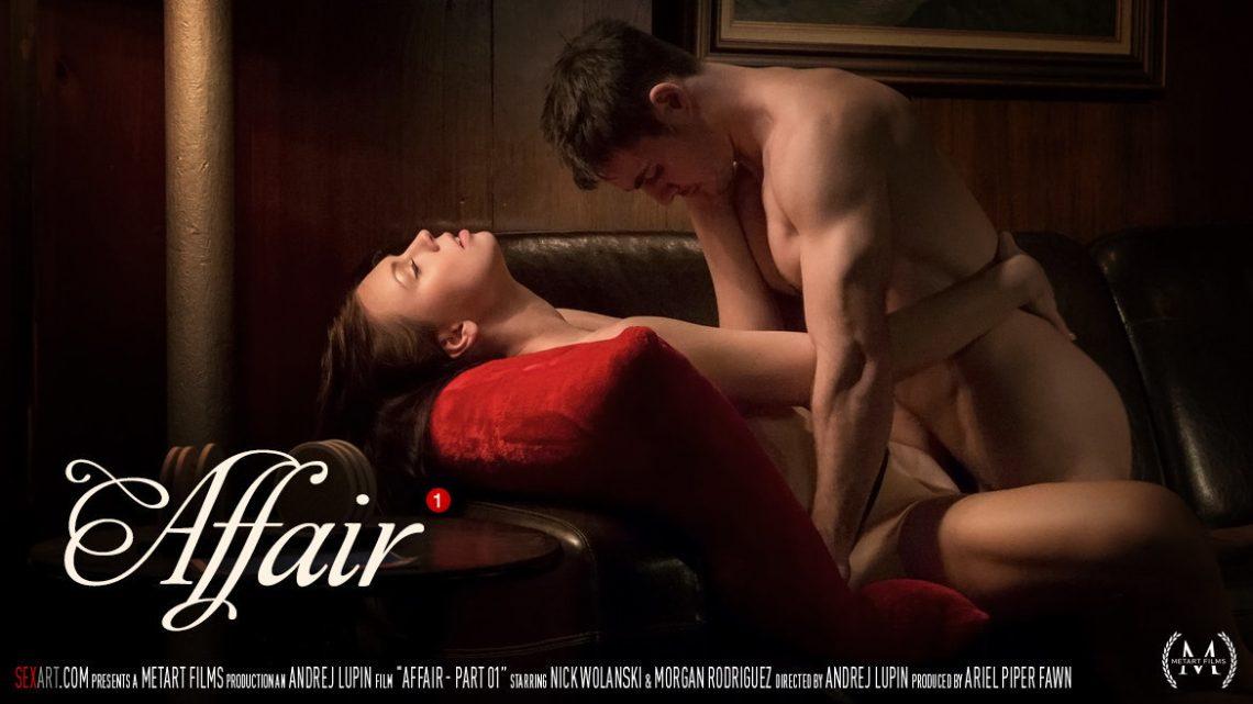 Sensual Porn Video Affair