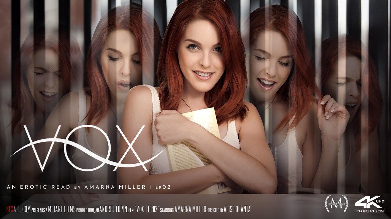 Erotic Solo Video Armana Miller In Vox