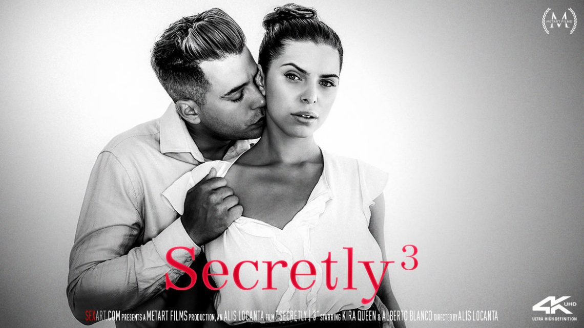 Secretly 3 - Alberto Blanco & Kira Queen