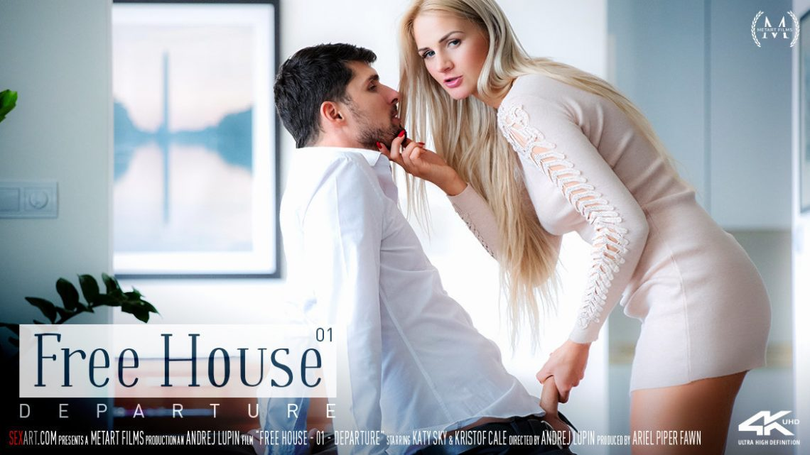 free house departure erotic movie