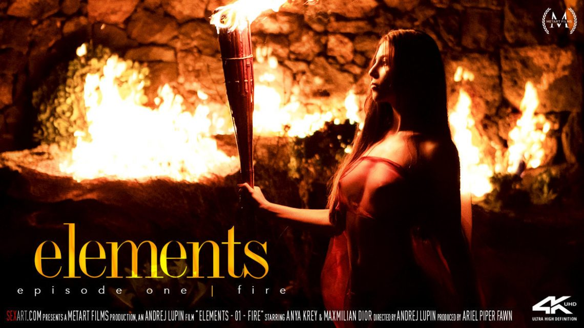 erotic movie elements fire