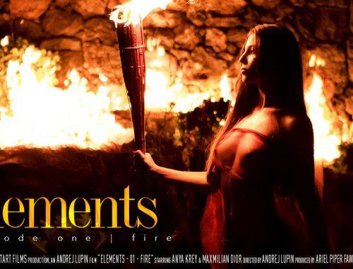 erotic movie elements fire