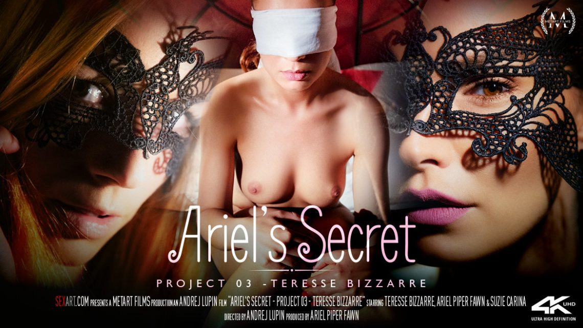 ariels secret porn