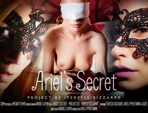 ariels secret porn