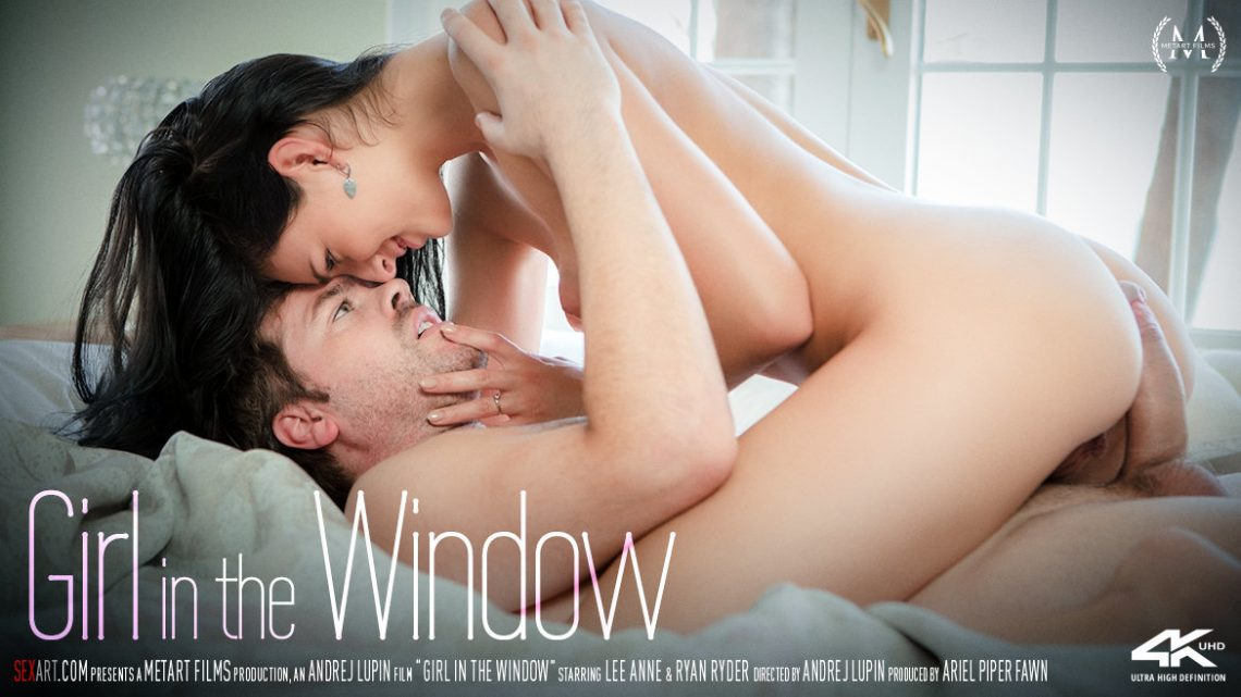 girl in window porn movie